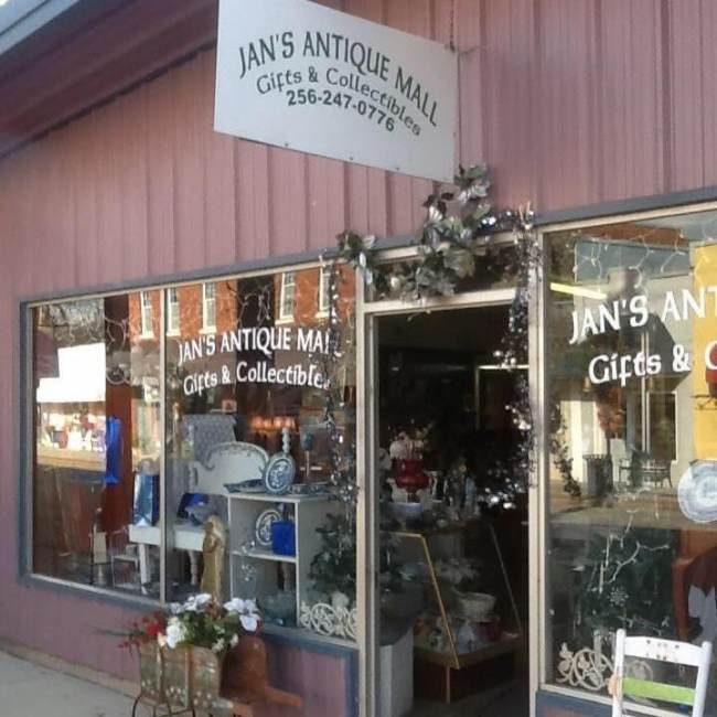 Jan's Antique Mall