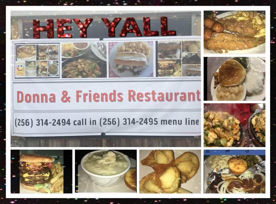 Donna & Friends Restaurant