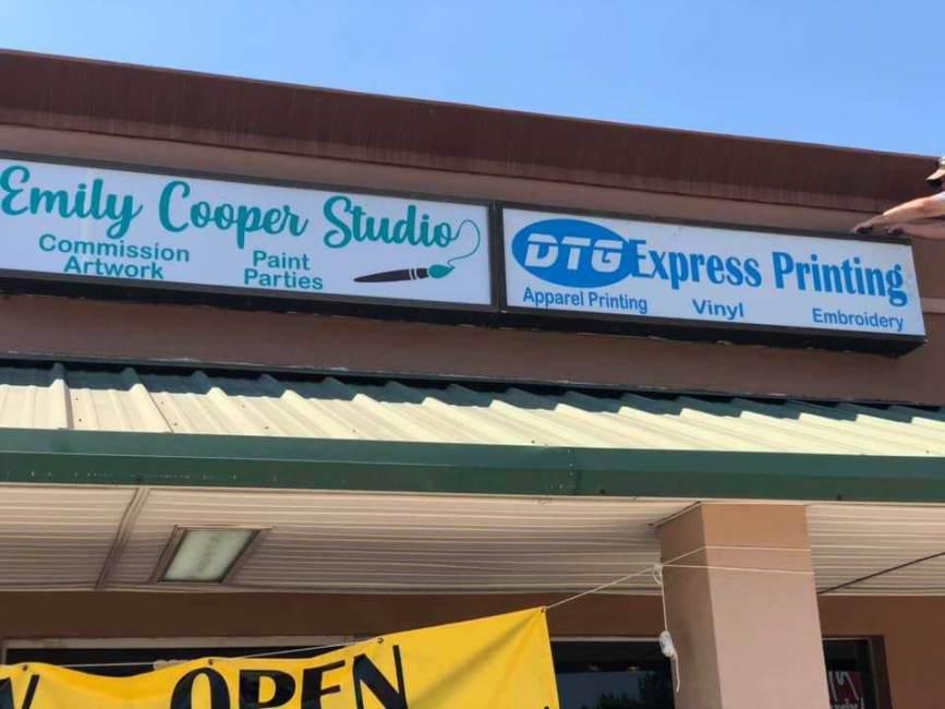 DTG Express Printing