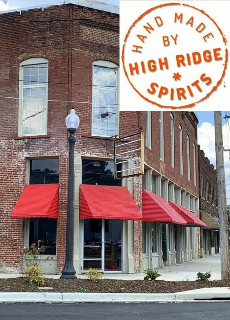 The Distillery - High Ridge Spirits