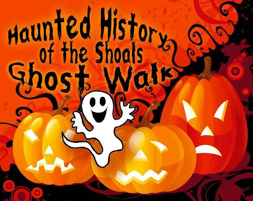 Haunted History of the Shoals Ghost Walk