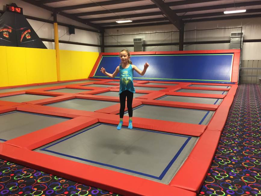 Elgin Launch Pad Trampoline Park