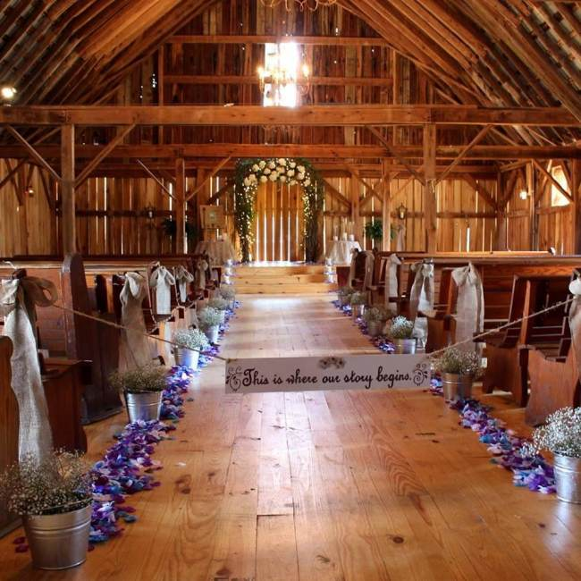 Ava's Place Barn Venue