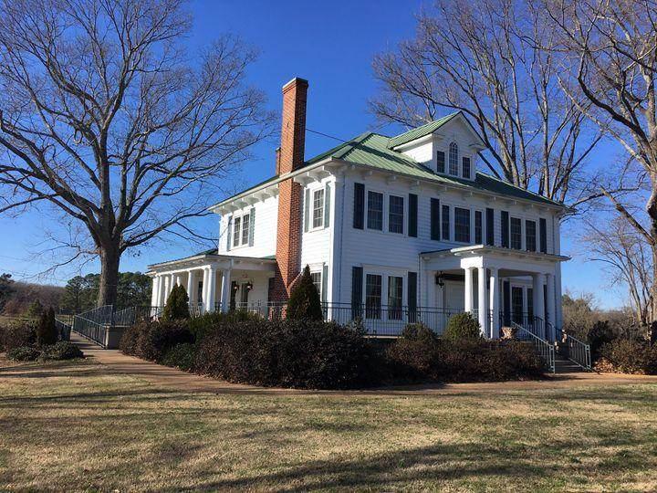 The Buffler House