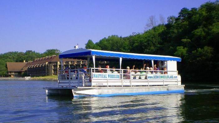 Wilson Lake Scenic Cruises