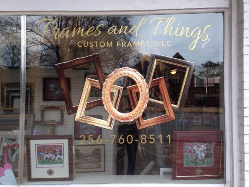 Frames and Things Custom Frames, LLC