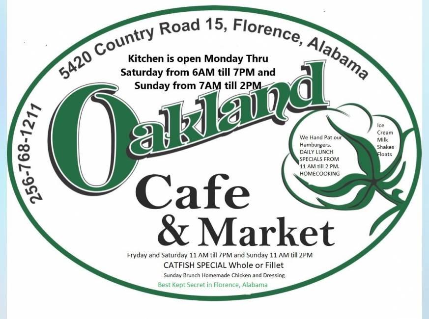 Oakland Cafe