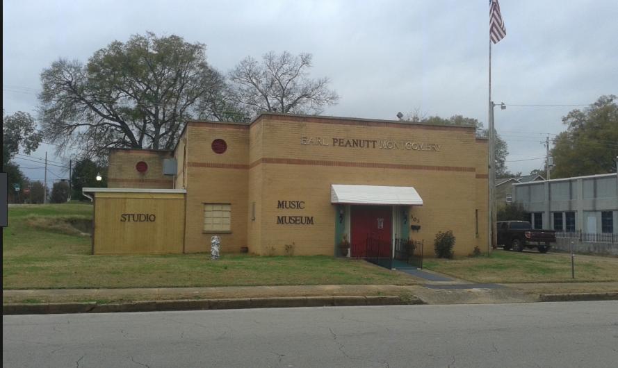 Earl Peanutt Montgomery's Music Museum