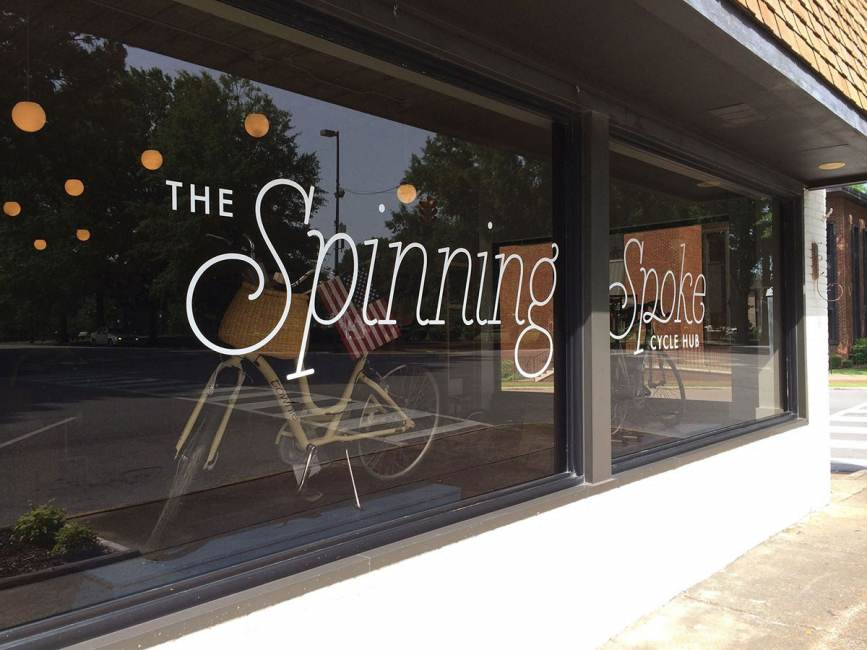 The Spinning Spoke Cycle Hub