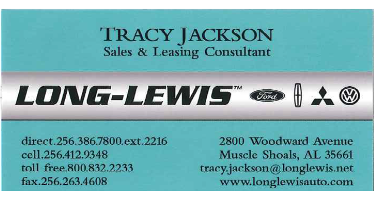 Tracy Jackson Denton - Long Lewis of the Shoals
