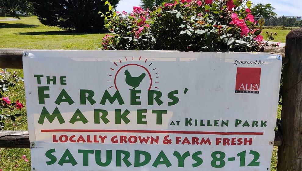 Killen Farmer's Market